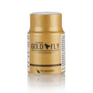 Испанска златна муха
