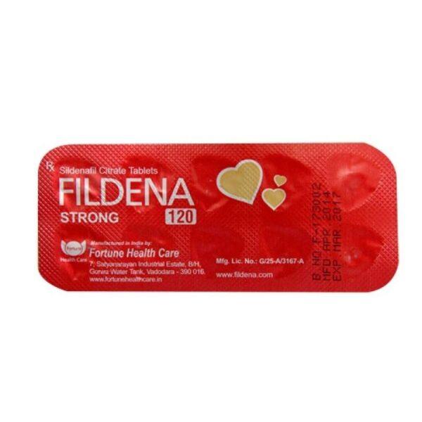 Fildena Strong