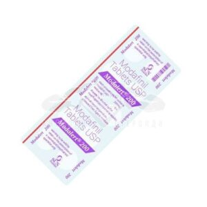Modalert 200 / Модафинил – 10 табл. х 200 мг.